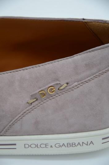 Dolce & Gabbana Men Slip-on Shoes - A50318 AK763
