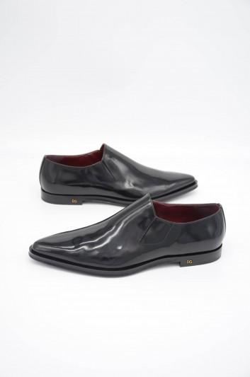 Dolce & Gabbana Men Leather Shoes - A50306 A1203