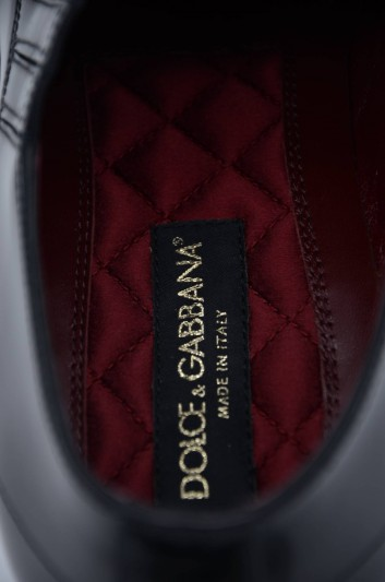Dolce & Gabbana Men Leather Shoes - A50310 A1203