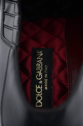 Dolce & Gabbana Men Winkle Picker Shoes - A50315 A1203