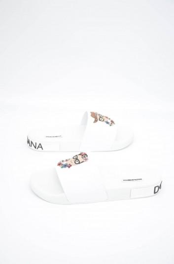 Dolce & Gabbana Men Slides - CS1646 AA816