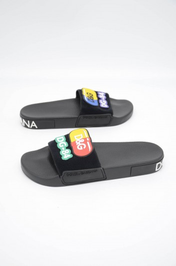 Dolce & Gabbana Men Pills Slides - CS1698 AJ263