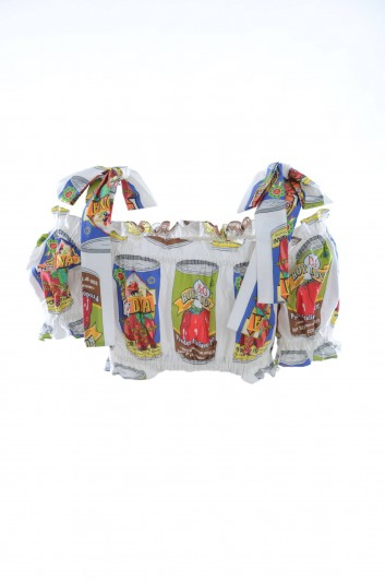 Dolce & Gabbana Top Latas Mujer - F72G3T HS5EF