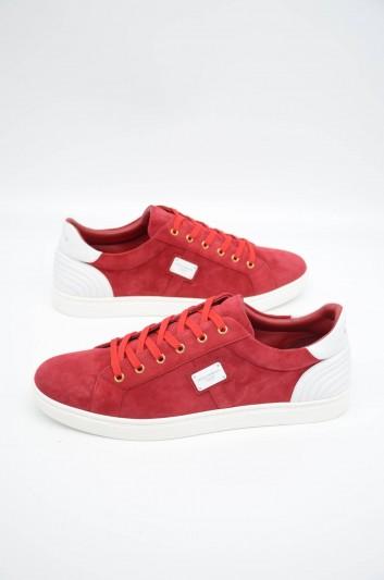 Dolce & Gabbana Men Low-Top Sneakers - CS1494 AB938