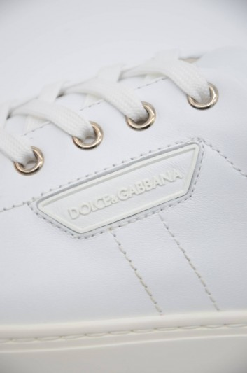 Dolce & Gabbana Men Leather Sneakers - CS1362 A3444
