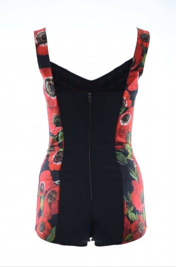 Dolce & Gabbana Women Floral Bodysuit - F7W97T FSFIS