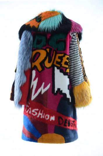 Dolce & Gabbana Women Fur Coat - F0W51F G7QMV
