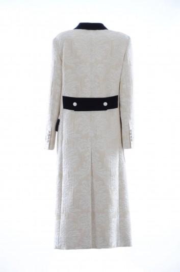 Dolce & Gabbana Women Long Coat - F0Y67T HJMHK