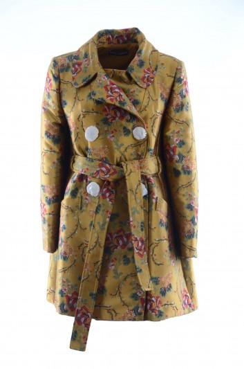 Dolce & Gabbana Women Flowers Coat - F0X93Z HJMFU