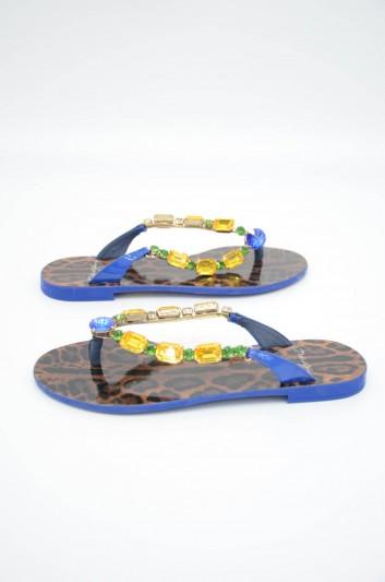 Dolce & Gabbana Women Flip Flops - CW0137 B1471