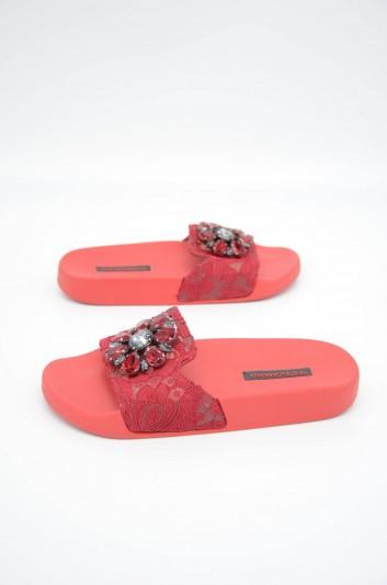 Dolce & Gabbana Chanclas Playa Mujer - CW0095 AU566