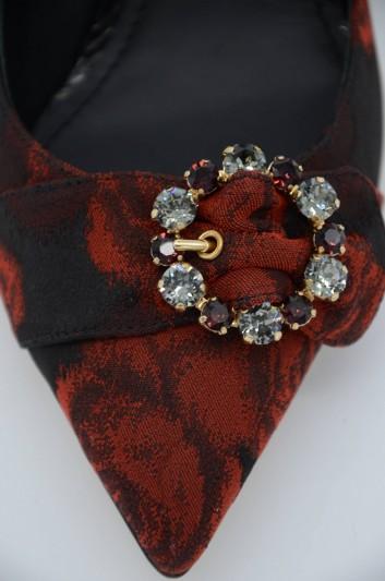 Dolce & Gabbana Women Jewel Slingback Shoes - CG0270 AV145