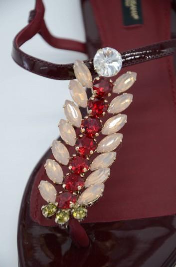 Dolce & Gabbana Sandalia Dedo Mujer - CQ0425 B1471