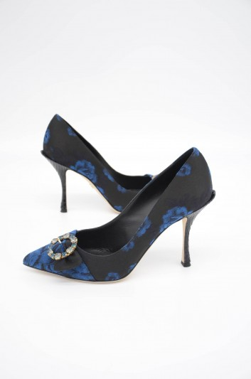 Dolce & Gabbana Zapato Tacón Joya Mujer - CD1072 AV145