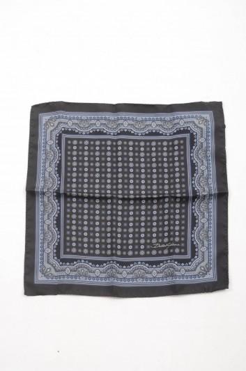 Dolce & Gabbana Men Silk Handerkerchief - GR412E G0WIN