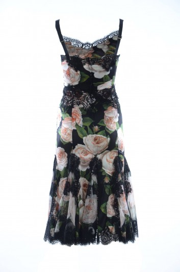 Dolce & Gabbana Vestido medio Mujer - F6B6CT FSAW9
