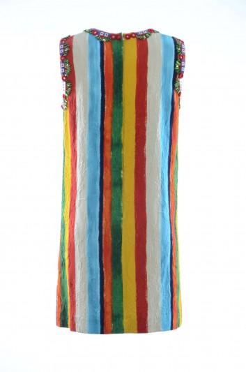 Dolce & Gabbana Minivestido Mujer - F6B0EZ FSRIM