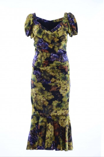 Dolce & Gabbana Vestido largo Mujer - F6A3FT FSATC