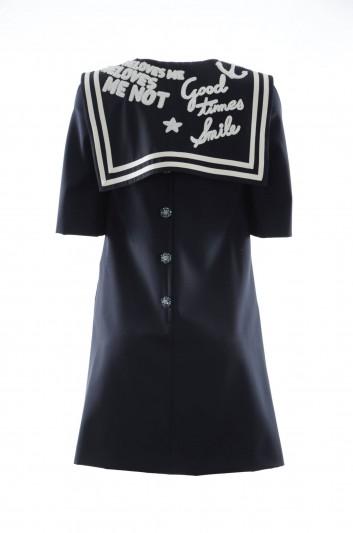 Dolce & Gabbana Minivestido Mujer - F63C9Z FU2SI