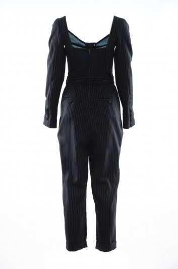 Dolce & Gabbana Women Long Sleeve Jumpsuit - F6C0ET FRBCK