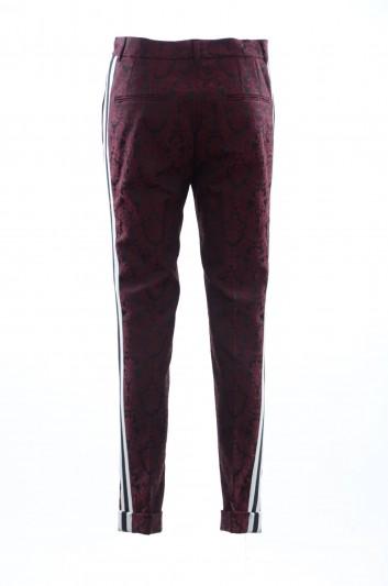 Dolce & Gabbana Pantalón Estampado Mujer - FTBDXT FJRDK