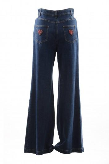 Dolce & Gabbana Women Flare Denim Trousers - FTA61Z G889R