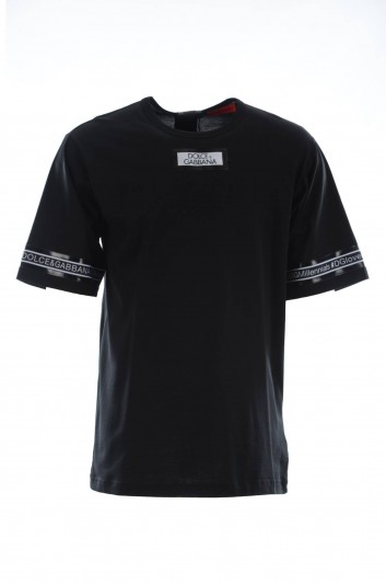 Dolce & Gabbana Men Short Sleeve T-shirt - G8IL4T G7NCV