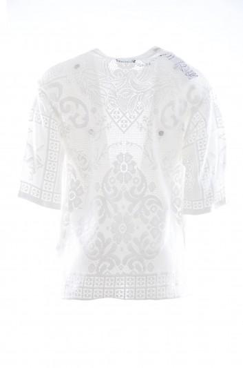 Dolce & Gabbana Men Short Sleeve T-shirt - G8FY2T HHMBC