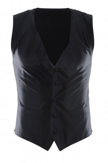 Dolce & Gabbana Men Dress Vest - I7204M FU1L5