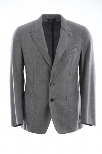 Dolce & Gabbana Men 2 Buttons Blazer - G2MB7T TN2AT