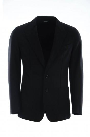 Dolce & Gabbana Men 2 Buttons Blazer - G2MB7T FU3JS