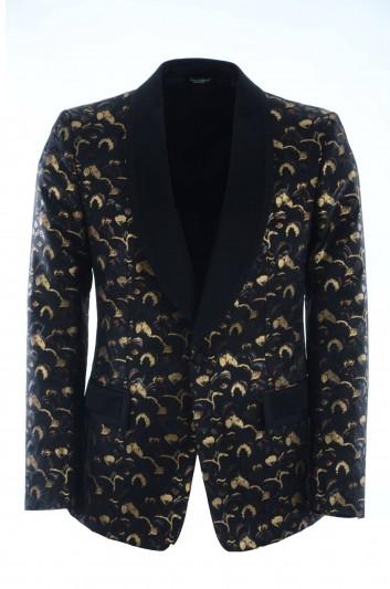 Dolce & Gabbana Men 1 Button Blazer - G2MO1T HJMA3