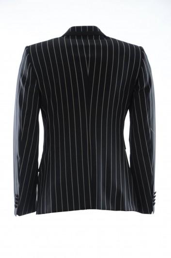 Dolce & Gabbana Men Stripes Blazer - G2MX4T FRBCP