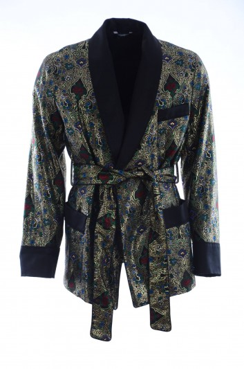 Dolce & Gabbana Men Printed Jacket - G006QT HJMC0