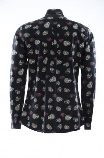 Dolce & Gabbbana Men Rings Shirt - G5EJ1T HS5B2