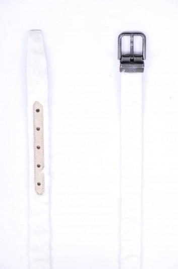 Dolce & Gabbana Men Fur Belt - BC3614 A2F88