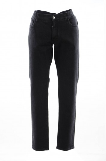 Dolce & Gabbana Men Denim Trousers - GY07CD G8AN8