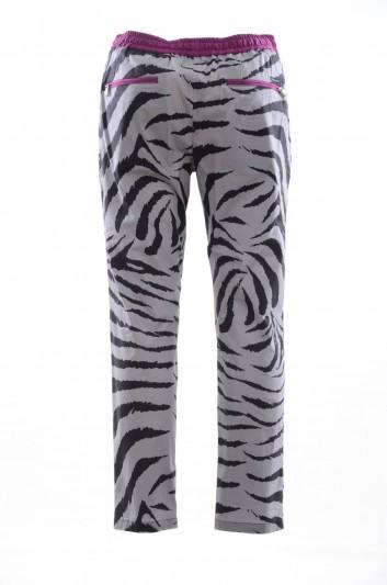Dolce & Gabbana Men Printed Trousers - GYACET FSEGR
