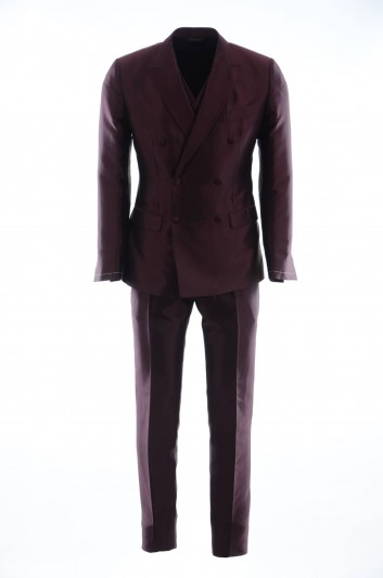 Dolce & Gabbana Men Double-Breasted Suit - G1IXMT FU1B8