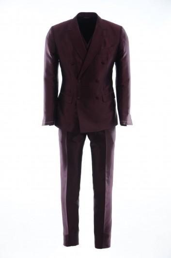 Dolce & Gabbana Traje Cruzado Hombre - G1IXMT FU1B8