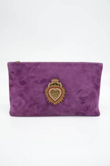 Dolce & Gabbana Men Leather Clutch Bag - BM1766 AA318