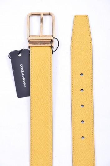 Dolce & Gabbana Cinturón Logo Hombre - BC4078 A1001