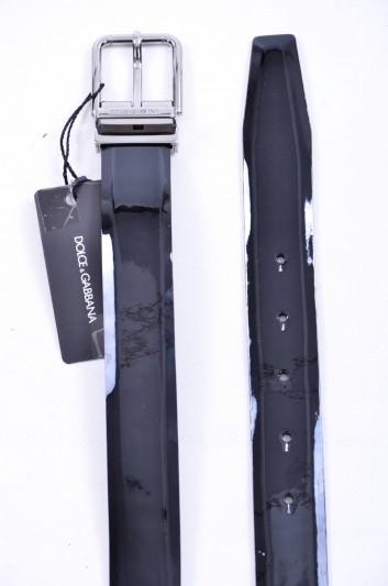 Dolce & Gabbana Cinturón Logo Hombre - BC4078 A1153
