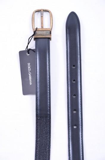 Dolce & Gabbana Men Belt - BC3847 AB709