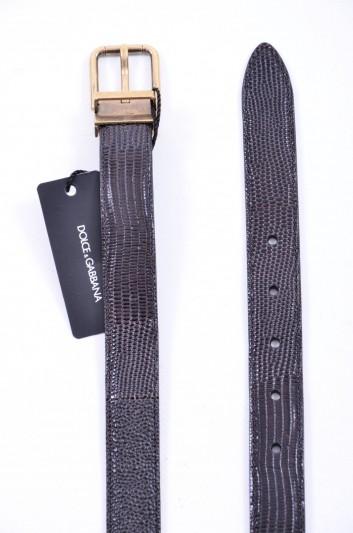 Dolce & Gabbana Cinturón Hombre - BC3847 AB705