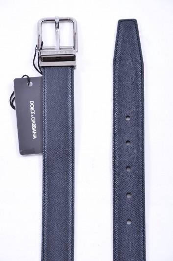 Dolce & Gabbana Men Logo Belt - BC3627 A1001