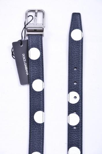 Dolce & Gabbana Cinturón Topos Hombre - BC3614 AI048