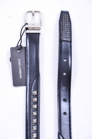 Dolce & Gabbana Men Tacks Belt - BC4131 AI147