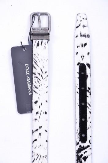 Dolce & Gabbana Cinturón Pelo Hombre - BC3953 AC478