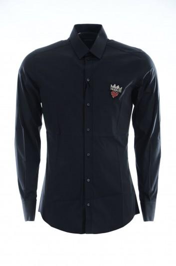 Dolce & Gabbana Camisa Manga Larga - G5EJ0Z GE944